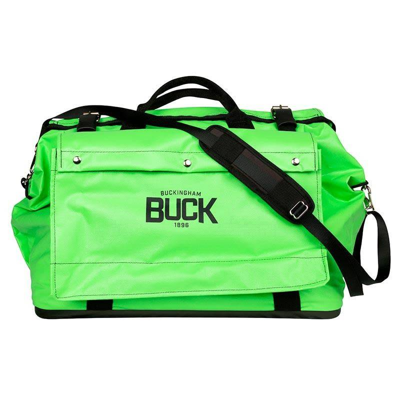 Buckingham Mfg Big Mouth Bag - HiViz