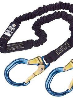 Capital Safety 100% Tie-Off, tubular Nomex/Kevlar web, steel hooks, 6 ft.