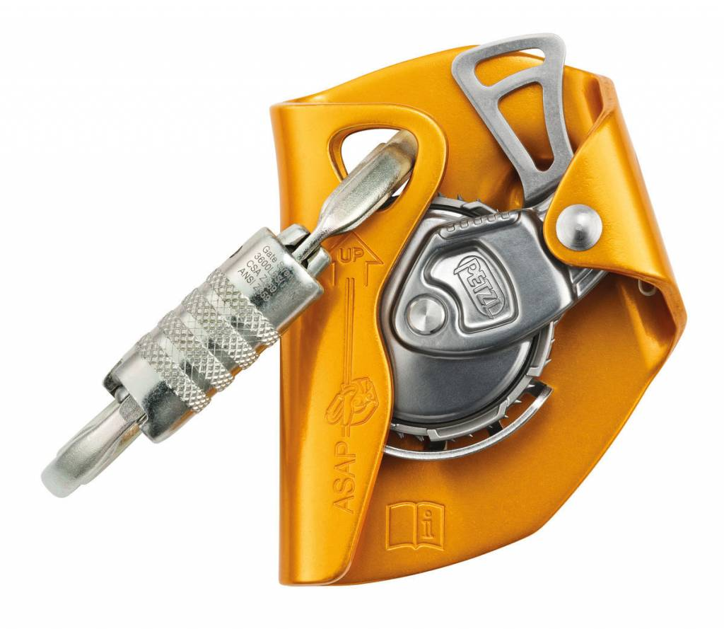 Petzl America ASAP International - ANSI Z359