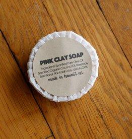 'Au'au Pink Clay Soap