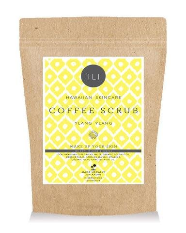 Mini Ili Coffee Scrub Ylang Ylang