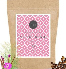 Ili Coffee Scrub Rose