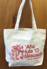 HALAUAOLA CANVAS BAG