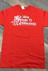 HALAUAOLA L RED SS