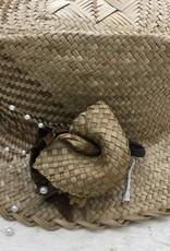 PAPALE 53.5 cm, 5.5cm Brim, ANONI HIʻI Kikokiko