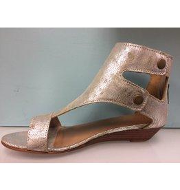 Diba True Shoes Silver Sandle