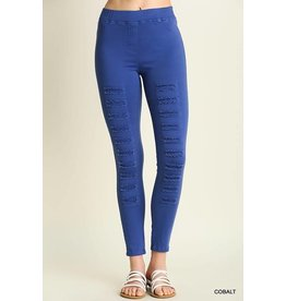 Umgee Distressed Leggings