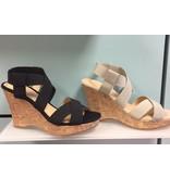 Simply Noelle Wedge Sandal