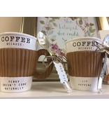 MudPie Coffee Mugs