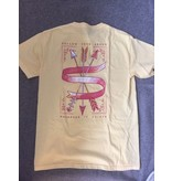 Lilly Grace Arrows Tee Butter Color