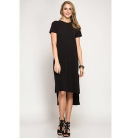 She & Sky Short Sleeve 3/4 length dress