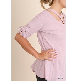 Umgee Berry Tunic