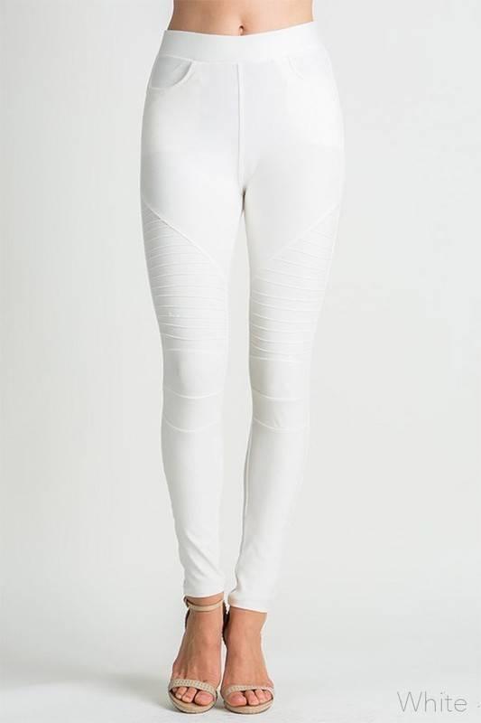 Hana Acid Wash Skinny Pant