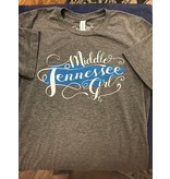 Southern Made Tees Middle TN Girl Tee