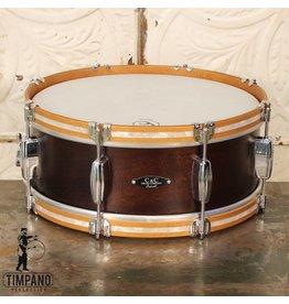 C&C Drum Company Caisse claire C&C Player Date I avec cerceaux en bois 14X5.5po