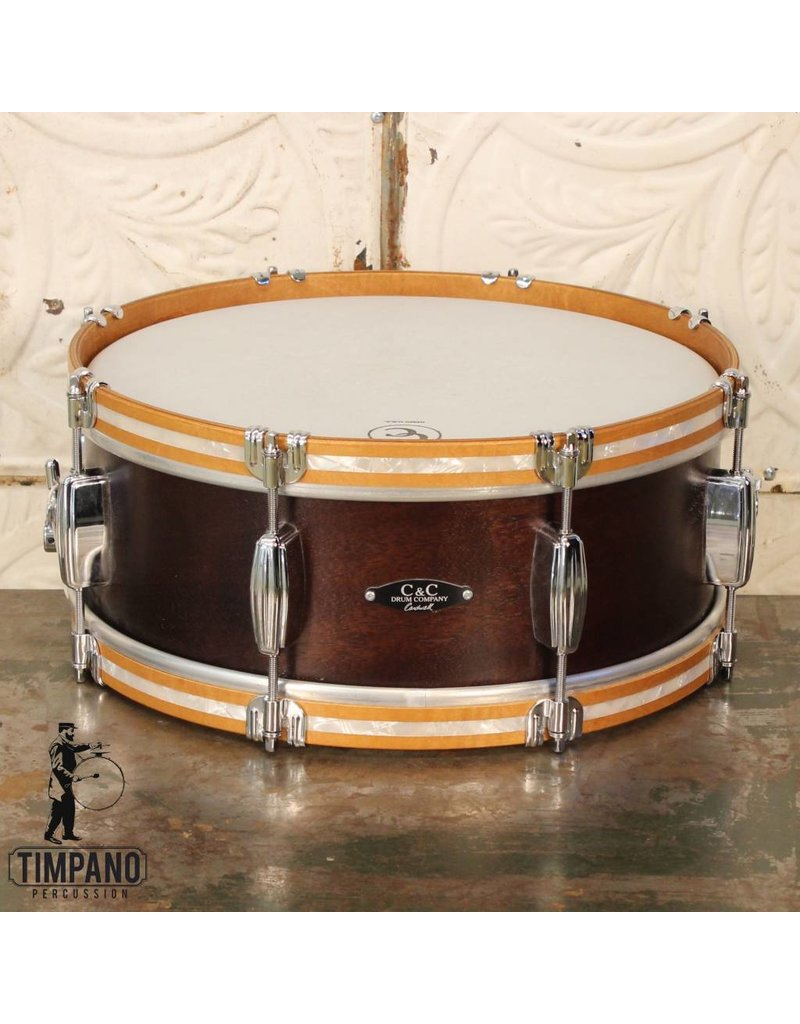 C&C Drum Company C&C Player Date I Snare Drum 14X5.5""