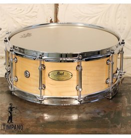 Pearl Pearl Concert Series 6 ply Maple shell SuperHoop II w/SR 017Strainer 14X5.5in