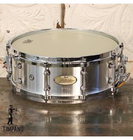 Pearl Pearl Philharmonic Series 3mm Cast Aluminum shell Die Cast Hoops w/Triad Strainer 14x5in