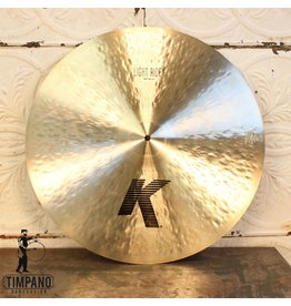 Zildjian Cymbale ride Zildjian K Light 22po
