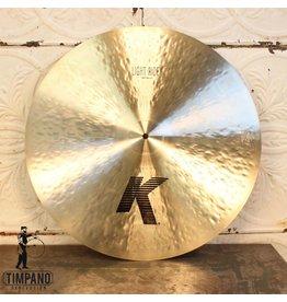 Zildjian Zildjian K Light Ride Cymbal 22in