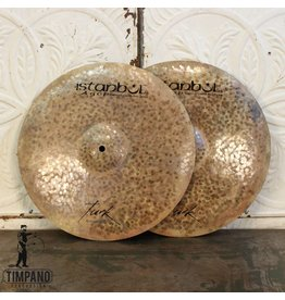 Istanbul Agop Istanbul Agop Turk Hi-hat Cymbals 15in