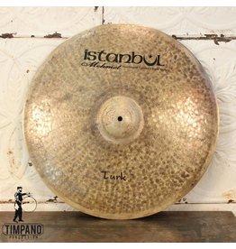 Istanbul Mehmet Cymbale ride Istanbul Mehmet Custom Series Turk Jazz 22po
