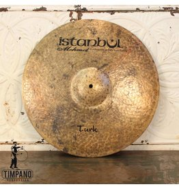 Istanbul Mehmet Cymbale ride Istanbul Mehmet Custom Series Turk Medium 19po