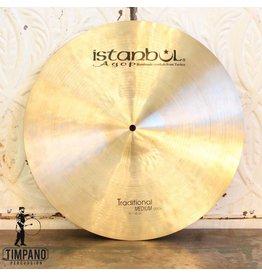 Istanbul Agop Cymbale Istanbul Agop Traditional Medium Crash 17po