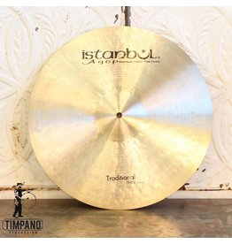 Istanbul Agop Cymbale crash Istanbul Agop Traditional Thin 17po