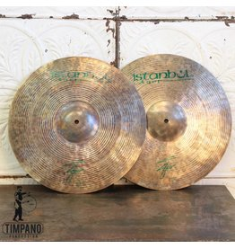 Istanbul Agop Cymbales hi hat Istanbul Agop Signature 16po
