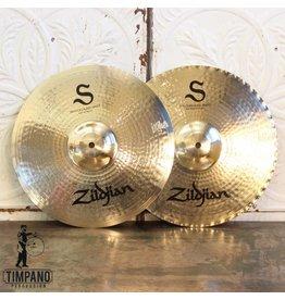 "Zildjian Zildjian S Mastersound Hi Hat Cymbals 14"""