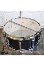 Black Swamp Percussion Caisse claire Black Swamp SoundArt Maple Concert Black 14X6.5po
