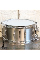 Black Swamp Percussion Black Swamp Dynamicx Sterling Titanium Snare Drum 14X6.5in