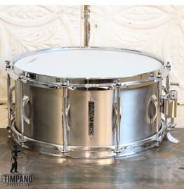 Black Swamp Percussion Caisse claire Black Swamp Dynamicx Titanium 14X6.5po