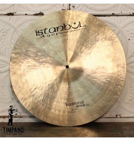 Istanbul Agop Cymbale ride Istanbul Agop Traditional Medium 21po
