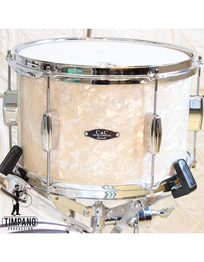 C&C Drum Company Batterie C&C Player Date II Be Bop 20-12-14po