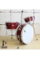 "C&C Drum Company C&C Super Flyer Ox Red Drum Set 22-13-16"""