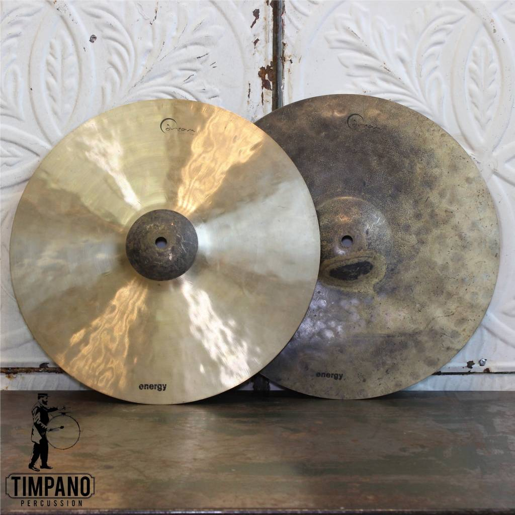 Dream Cymbales hi hat Dream Energy 14po