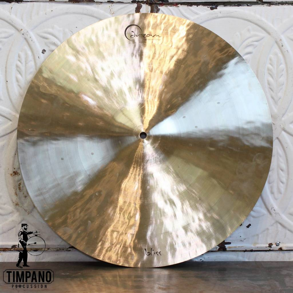 Dream Cymbale crash/ride Dream Bliss 19po