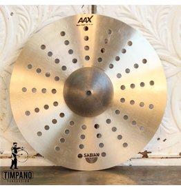 """Sabian Sabian AAX Aero Crash Cymbal 16"""""""