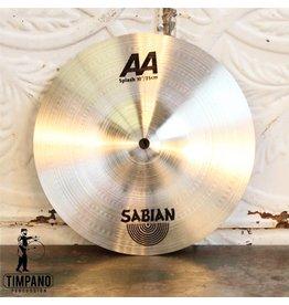 """Sabian Sabian AA Splash Cymbal 10"""""""