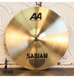 Sabian Cymbale crash Sabian AA mince 18po