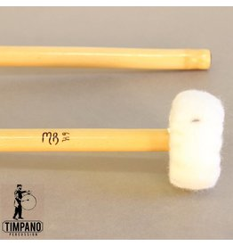 MB Mallets Baguettes de timbale MB Mallets Pro-Solo Bamboo 6K Roller (nouvelle)