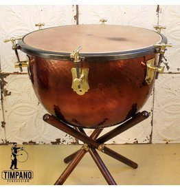 Adams Adams Baroque Timpani with Wooden Cradle & Calf Head 23""