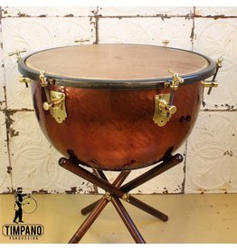 Adams Adams Baroque Timpani with Wooden Cradle & Calf Head 26""