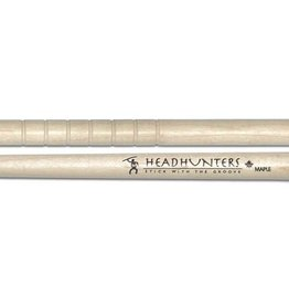 Headhunters Baguettes de caisse claire Headhunters MG AAA Maple Grooves