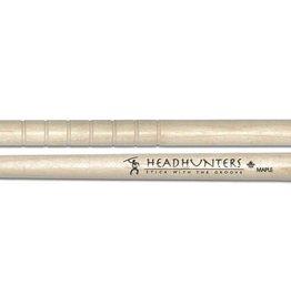 Headhunters Headhunters MG CCC Maple Grooves Drum Sticks