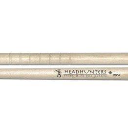 Headhunters Headhunters MG B Maple Grooves Drum Sticks