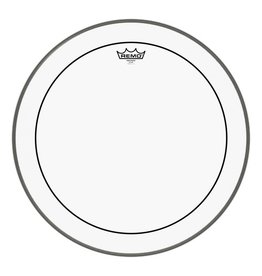 Remo Remo Pinstripe Clear Bass Drum Head 20""