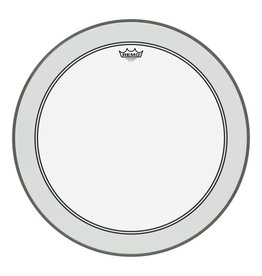 """Remo Remo Powerstroke 3 Clear Bass Drum Head 24"""""""